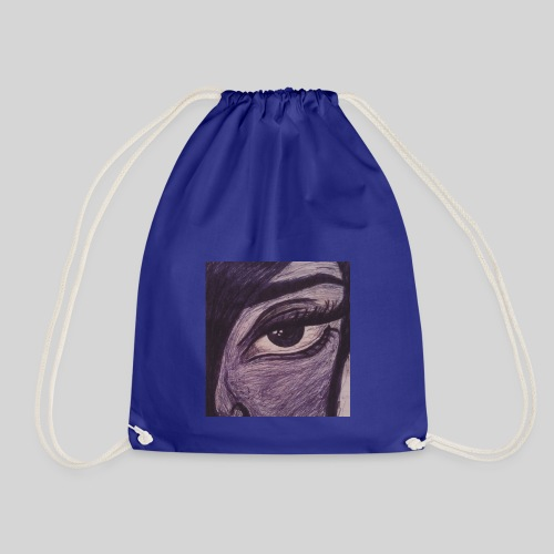 Eye - Drawstring Bag