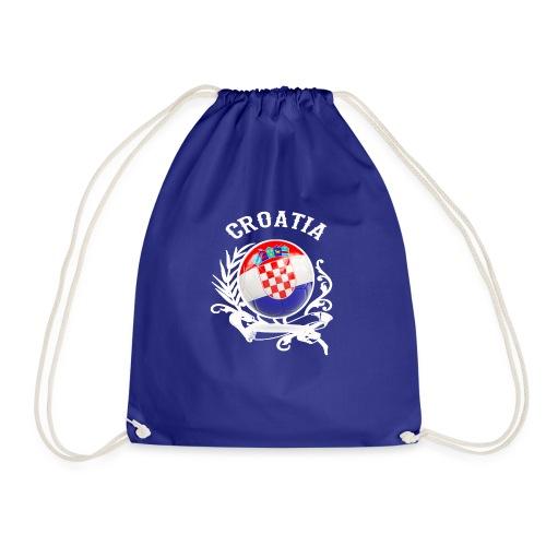 T SHIRT CROATIA Fußball-Europameisterschaft 2020 - - Turnbeutel