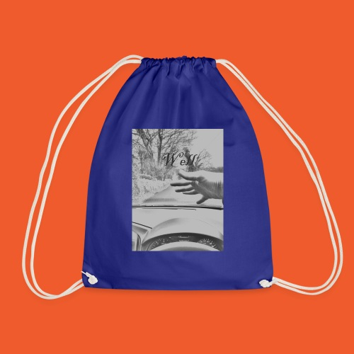 Well wave T-Shirt - Drawstring Bag