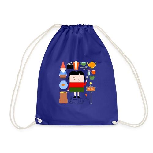 La Petite Amélie completa - bag - Mochila saco