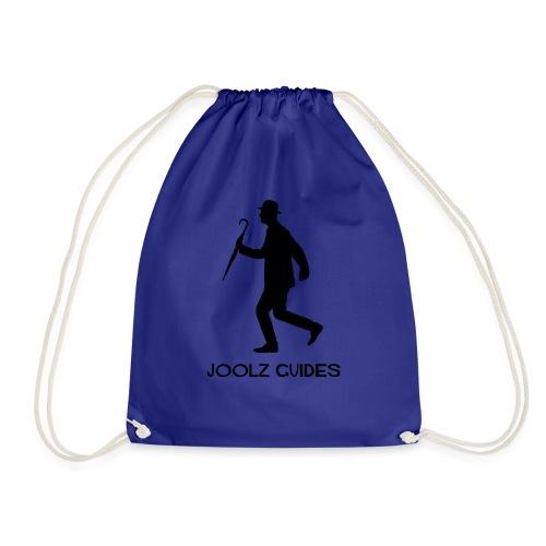 Joolz Guides Merchandise Black logo - Drawstring Bag
