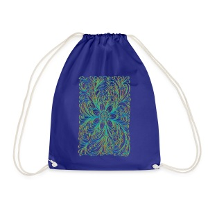 Color and Shape - Drawstring Bag