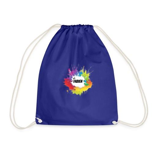 splat - Drawstring Bag