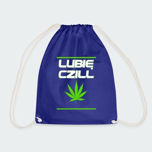 Męska Koszulka Premium Czill - Worek gimnastyczny