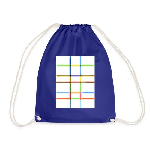 Prankdown2 symbol - Gymnastikpåse
