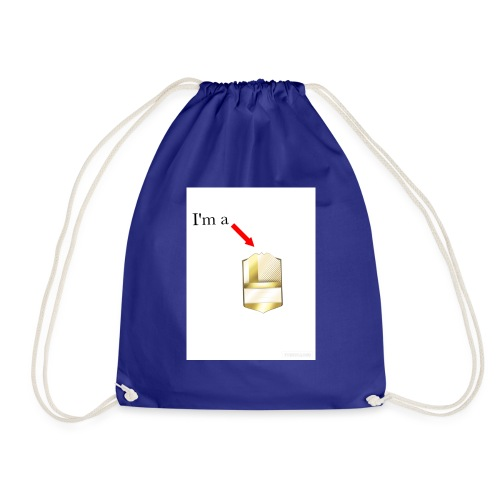 I'm a legend - Drawstring Bag