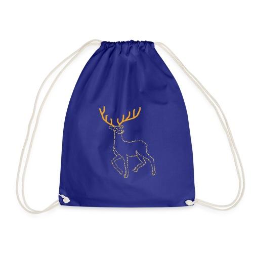 Reindeer print clothes   Gift for Christmas   Jul - Sportstaske