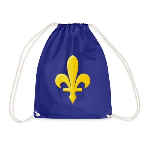 Zlatni Ljiljan - Drawstring Bag