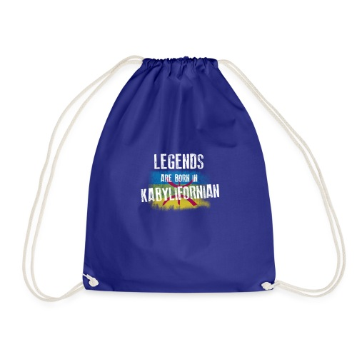 Legends are born in kabylifornian - Sac de sport léger