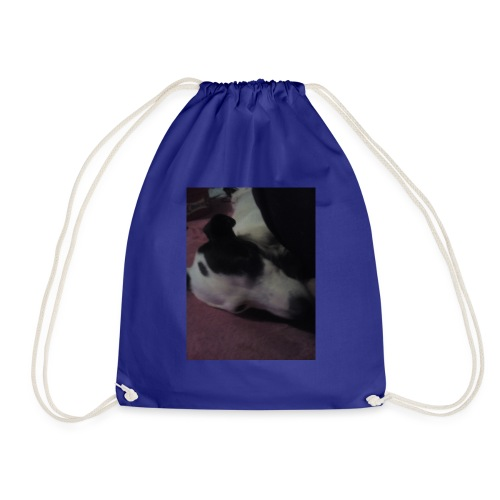 Dogs are for life - Drawstring Bag