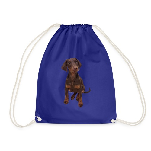 Pup - Drawstring Bag