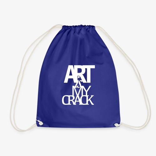 ART is my Crack - Sacca sportiva