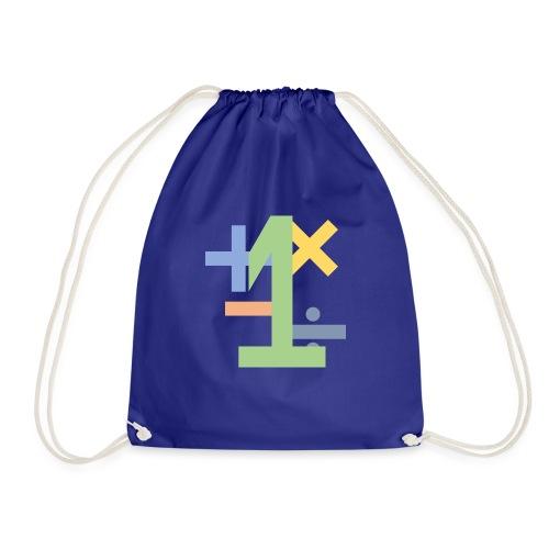 Math logo - Drawstring Bag
