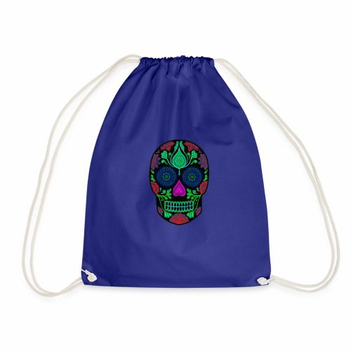 mexican skull - Gymtas