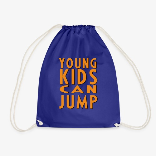 YOUNG KIDS CAN JUMP - Sac de sport léger