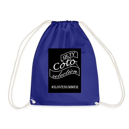 Summer - Drawstring Bag