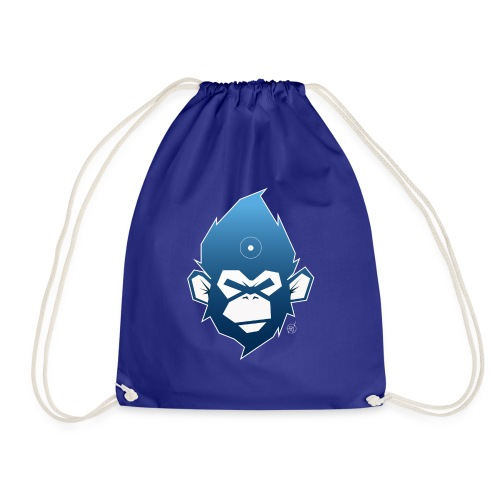 monkeyZ degrade bleu - Sac de sport léger