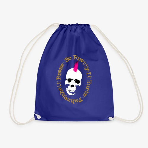 Merch So Pretty Skull - Drawstring Bag
