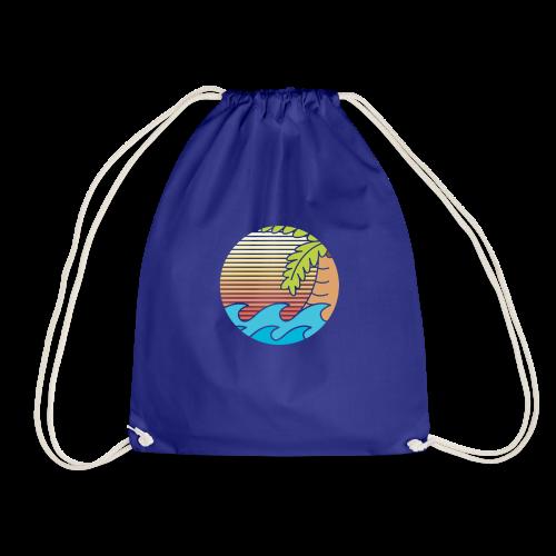 mar caribe - Mochila saco