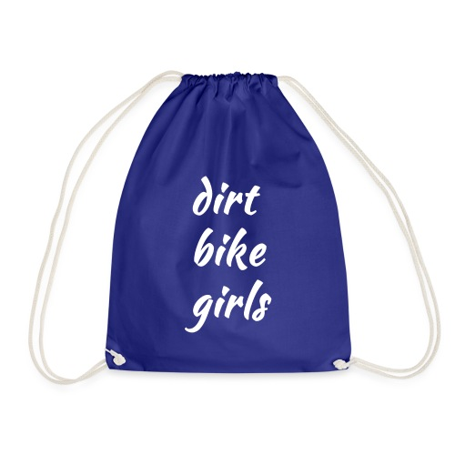 dirt bike girls - Gymbag