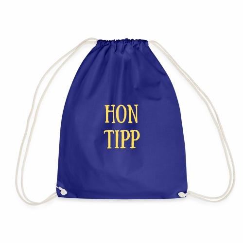Hon Tipp - Drawstring Bag
