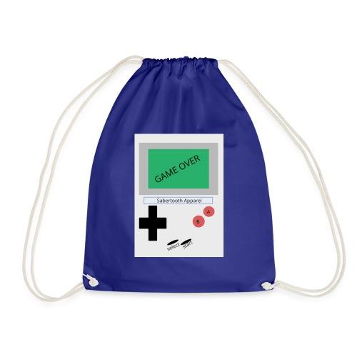 Game Over! - Drawstring Bag