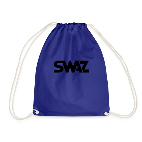 swaz-icon-black - Drawstring Bag