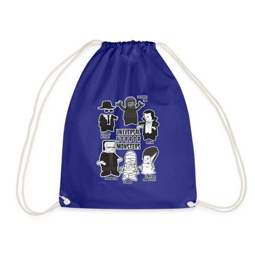UNIVERSAL HORROR MONSTERS - Drawstring Bag