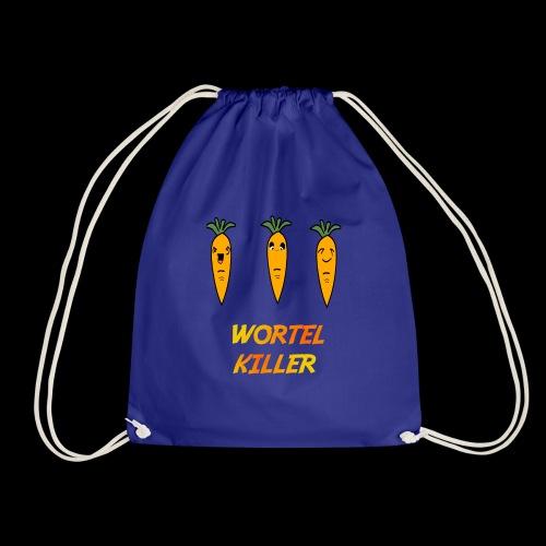 Wortel Killer [Teenager Premium T-Shirt] - Gymtas