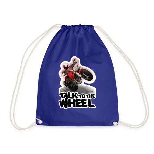 Ducati Monster Wheelie B - Mochila saco