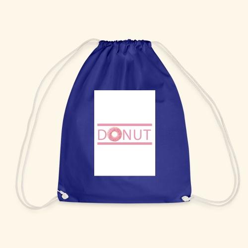 Donut-T-Shirt - Turnbeutel