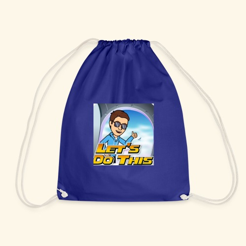 LukeDaZuke - Drawstring Bag