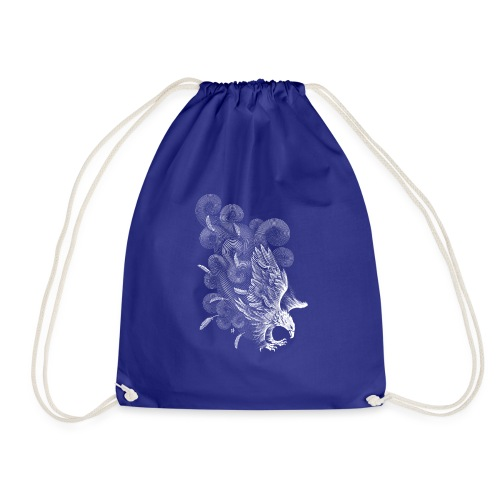 Windy Wings - Drawstring Bag