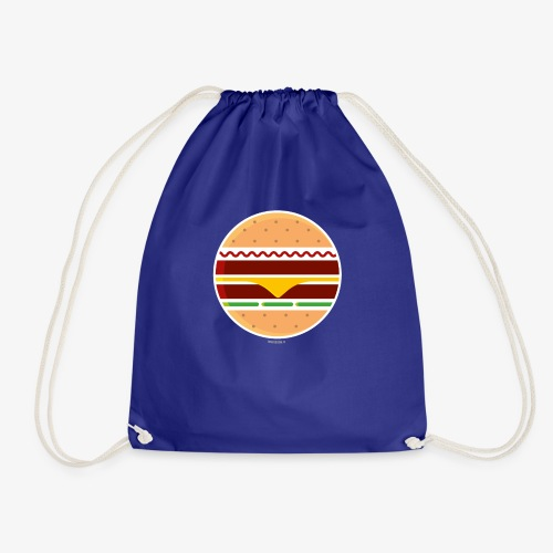 Circle Burger - Sacca sportiva
