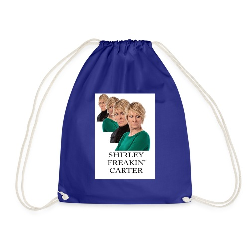shirly t shirt copy - Drawstring Bag