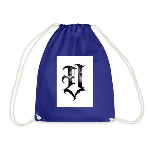 v logo - Drawstring Bag