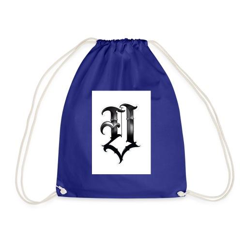 v logo - Drawstring Bag