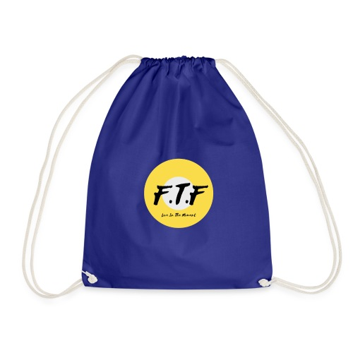 Forget The Future - Drawstring Bag