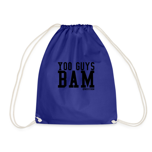 BAM! - Turnbeutel