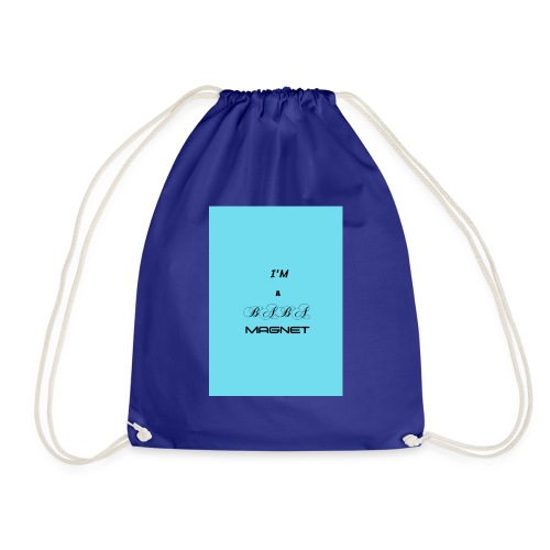 BABE MAGNET - Drawstring Bag