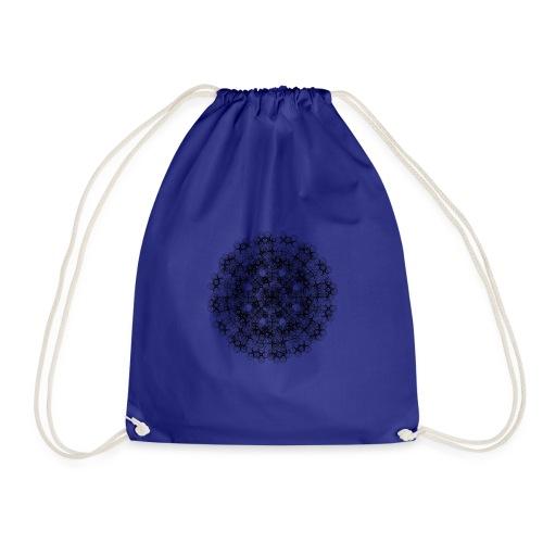 Flower mix - Drawstring Bag