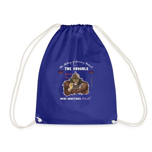 Polite Vandals - Drawstring Bag