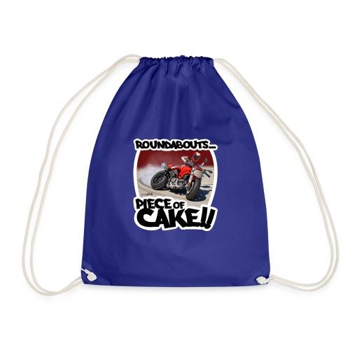 Ducati Monster Skidding - Mochila saco
