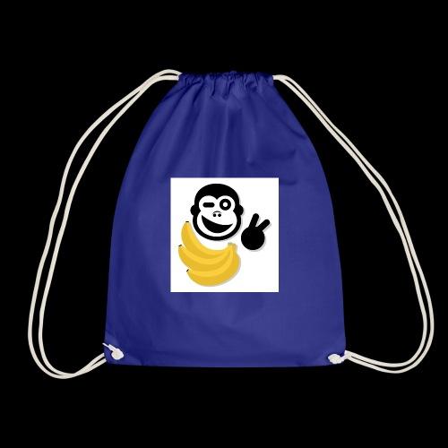 Treue Bananen Logo - Turnbeutel