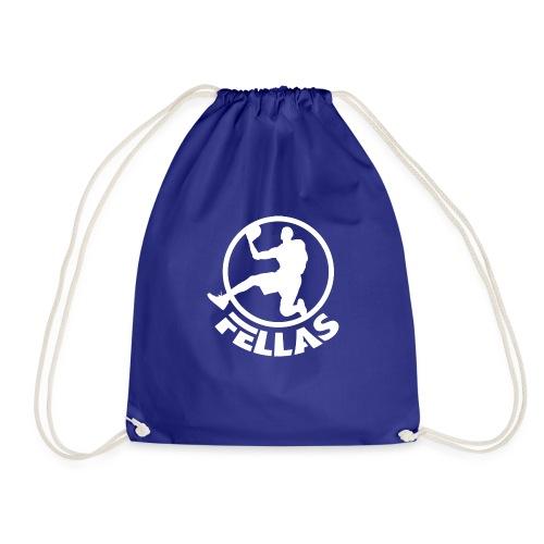 Fellas Bianco - Sacca sportiva