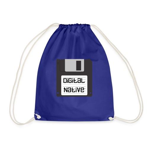 Digital Native - Turnbeutel