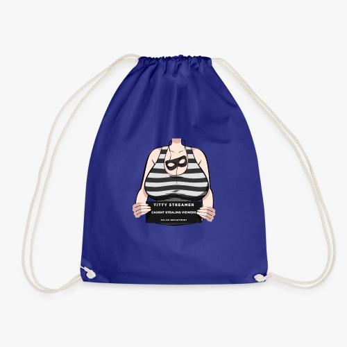 teepeeTTY STREAMER - Drawstring Bag