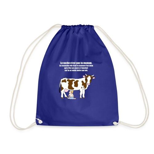 Vache à lait - Sac de sport léger