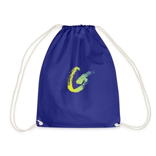 FIN Greco Logo 21 png - Drawstring Bag