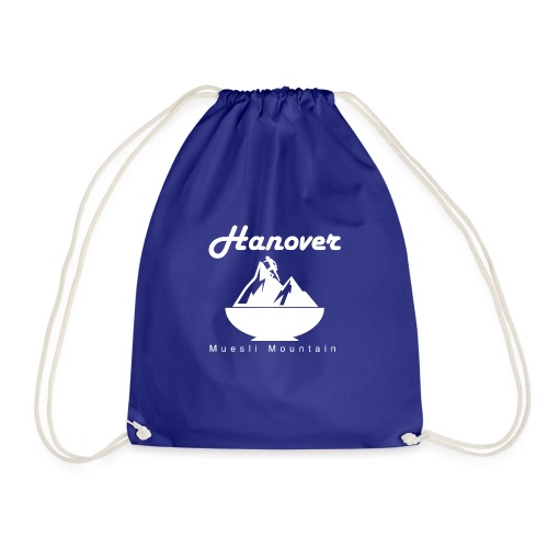 Muesli mountain - Drawstring Bag